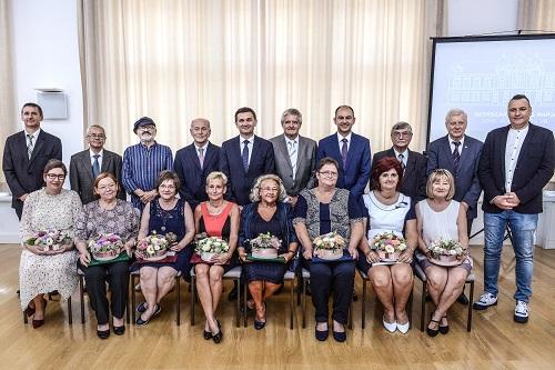 Díszpolgári címet kapott Bíró László püspök