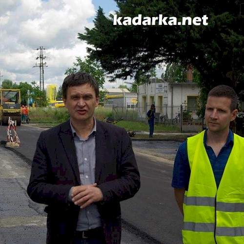A fejlesztések szempontjából is fontos útfelújítás kezdődött Szekszárdon
