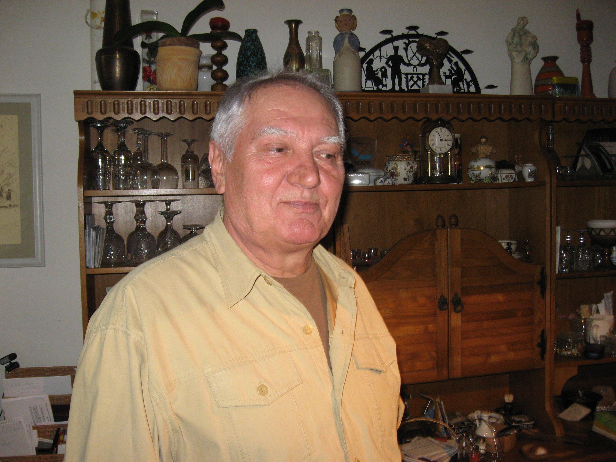 Elhunyt dr. Ferincz János hajdani aljegyző